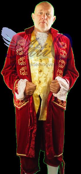 Middeleeuws Hofdienaar 1361