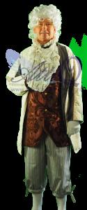 Barok Kostuum 1612
