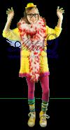 Carnaval Kinderen kostuum huren 1358