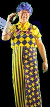 Carnaval kostuum huren 1176