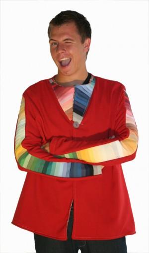 Carnaval Jassen huren kleurenjas 251