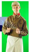Charels Dickens Kostuum 1396