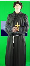 Historische Personen Broeder Tuck kostuum 1268