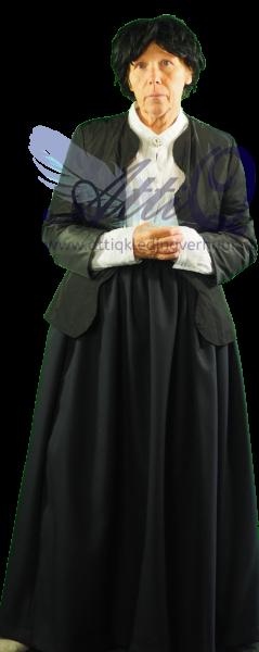 Historische Personen Kostuum Aletta Jacobs 1273