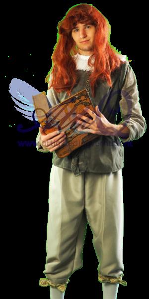 Historische Personen kostuum verhuur Leeghwater 1457