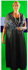 Gala jurk huren 1675