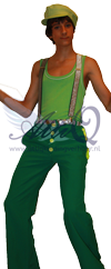 Musical Wizz kostuum 743