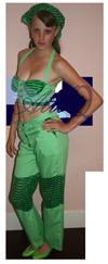 Musical Wizz kostuum 701