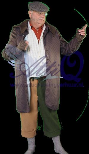 Charles Dickens kostuum 506