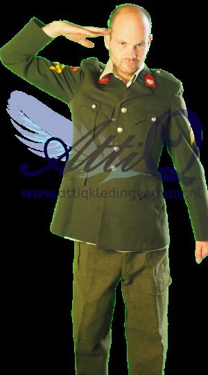 Uniformen met strepen 1574