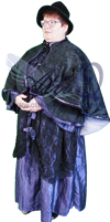 Charles Dickens Grote Maat kostuum huren 1232