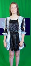 Kind jurk jeugd 1740