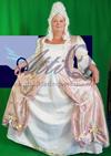Barok jurk 1615